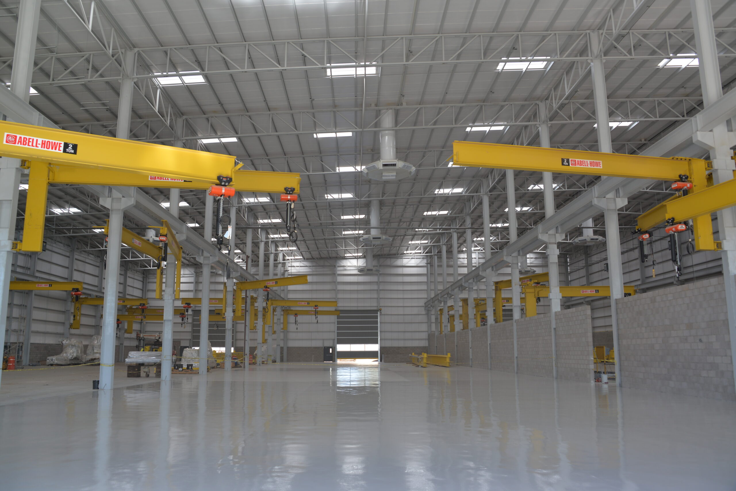 CRC Caterpillar, Hermosillo