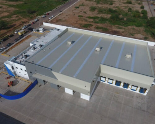 Centro de Distribuición Paquetexpress